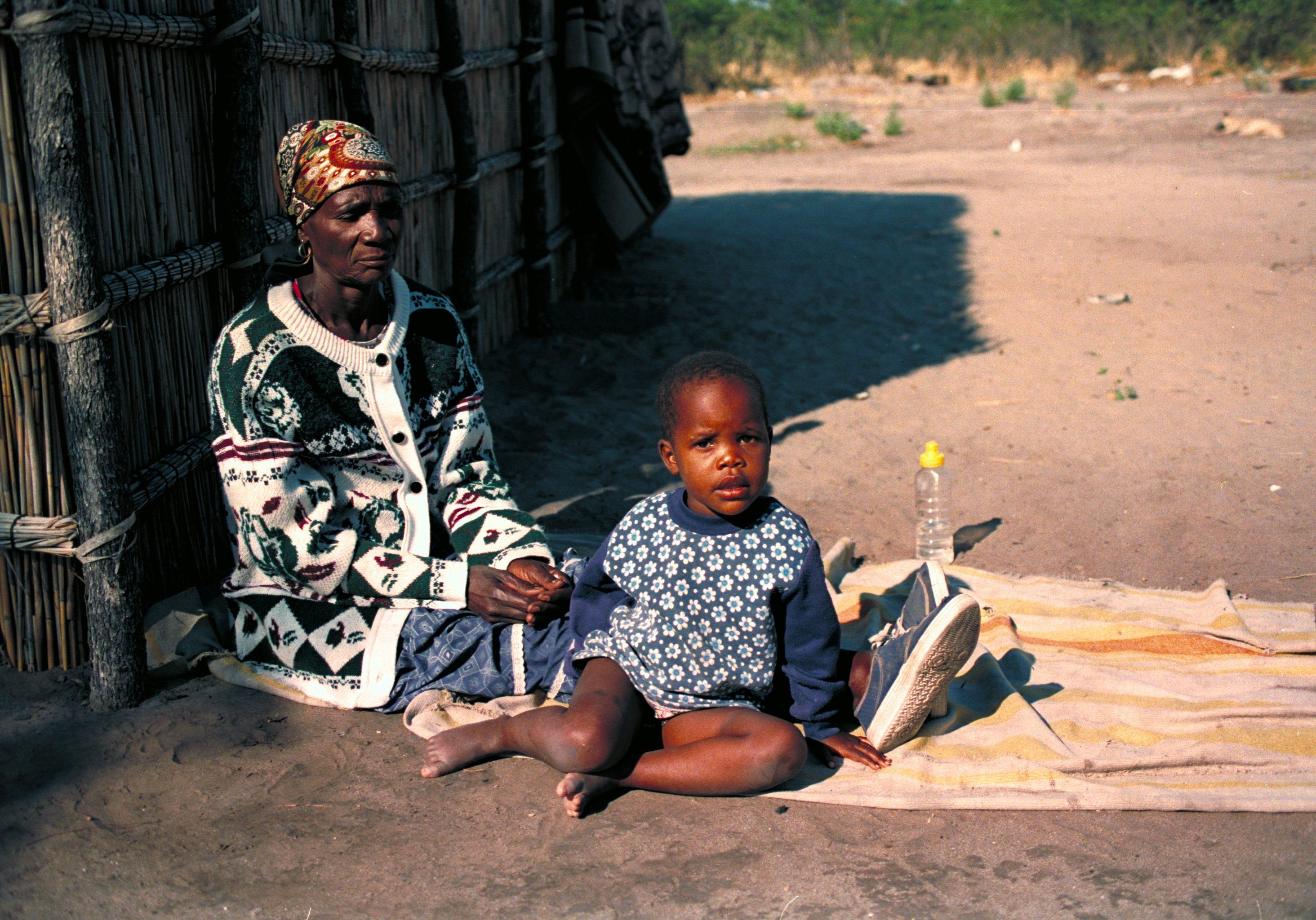 Botswana Maun